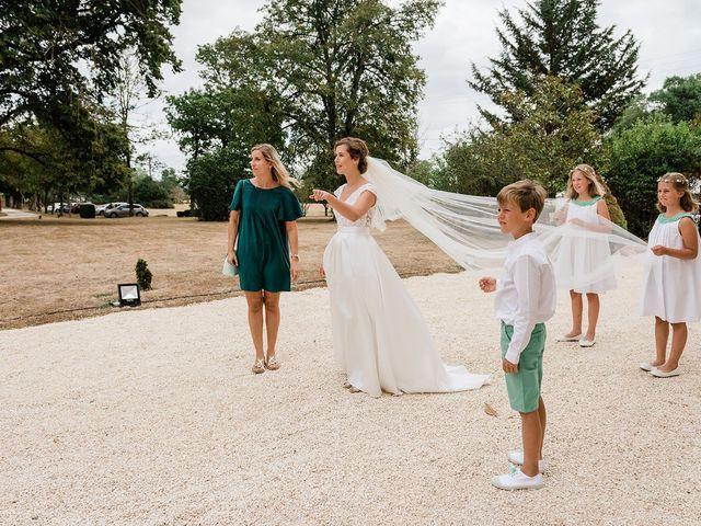 Le mariage de Amélie et Guillaume à Bengy-sur-Craon, Cher 8