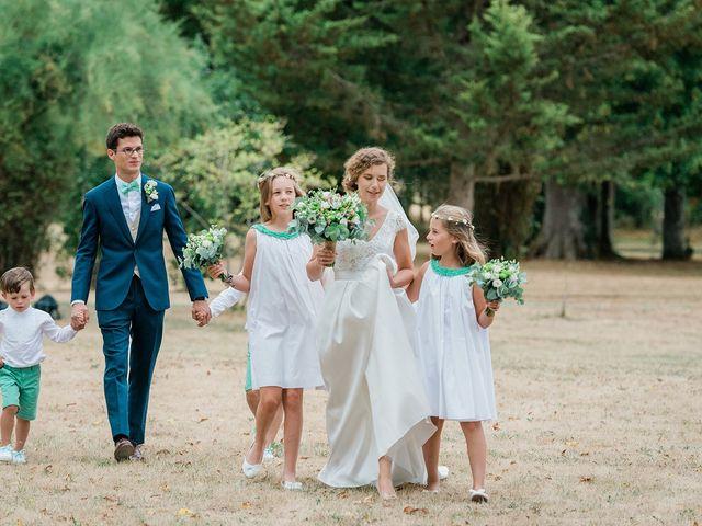 Le mariage de Amélie et Guillaume à Bengy-sur-Craon, Cher 11