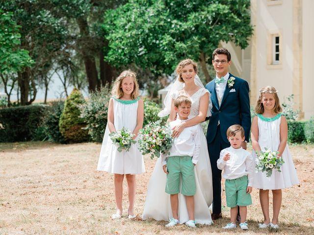 Le mariage de Amélie et Guillaume à Bengy-sur-Craon, Cher 16