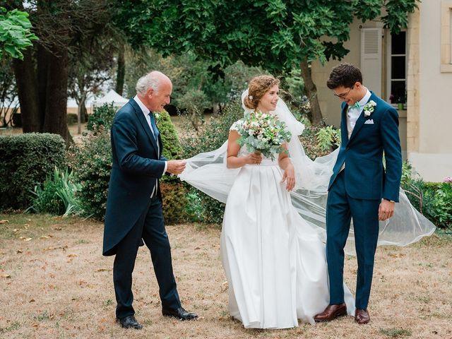 Le mariage de Amélie et Guillaume à Bengy-sur-Craon, Cher 19