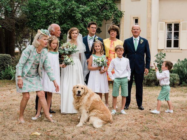 Le mariage de Amélie et Guillaume à Bengy-sur-Craon, Cher 20
