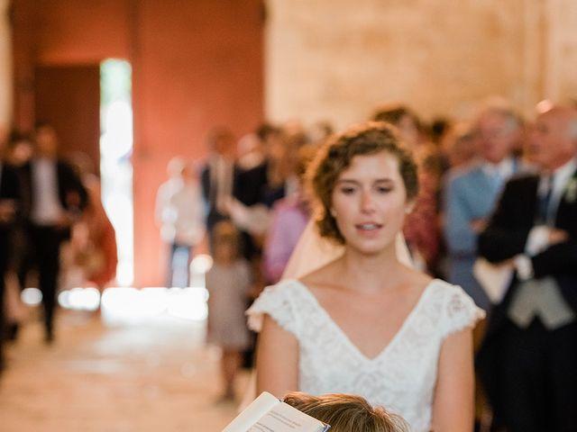 Le mariage de Amélie et Guillaume à Bengy-sur-Craon, Cher 24