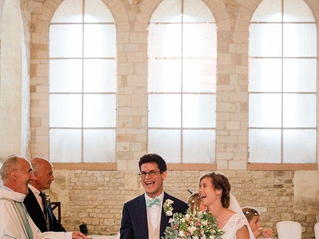 Le mariage de Amélie et Guillaume à Bengy-sur-Craon, Cher 26