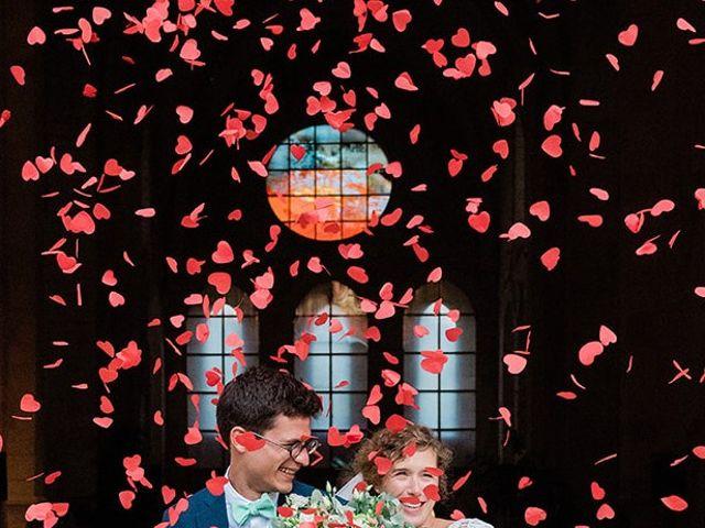 Le mariage de Amélie et Guillaume à Bengy-sur-Craon, Cher 1