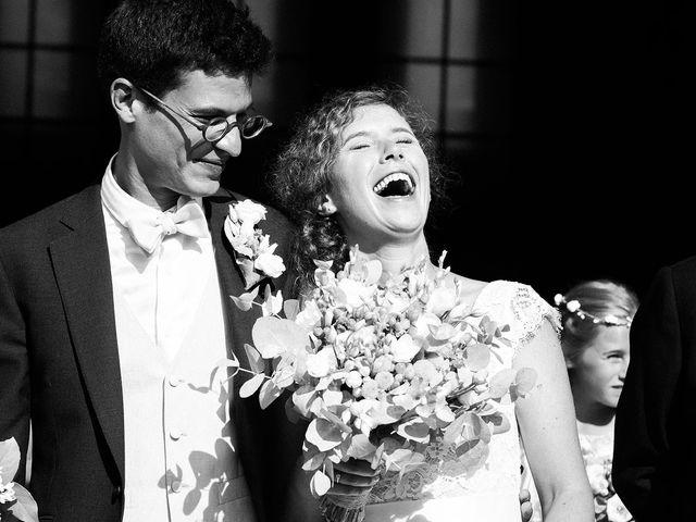 Le mariage de Guillaume et Amélie
