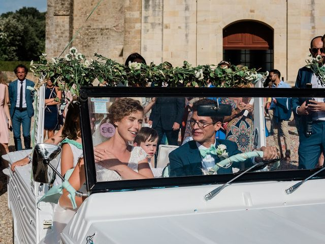 Le mariage de Amélie et Guillaume à Bengy-sur-Craon, Cher 32