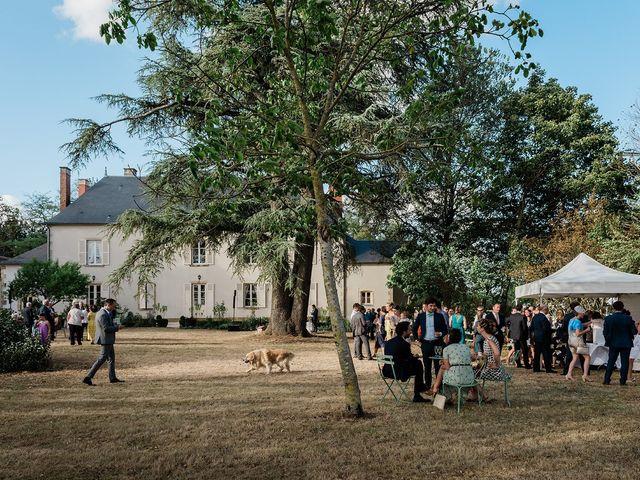 Le mariage de Amélie et Guillaume à Bengy-sur-Craon, Cher 37