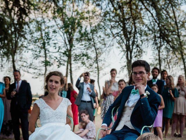 Le mariage de Amélie et Guillaume à Bengy-sur-Craon, Cher 40