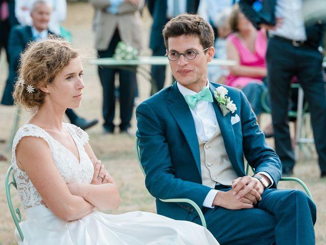 Le mariage de Amélie et Guillaume à Bengy-sur-Craon, Cher 42