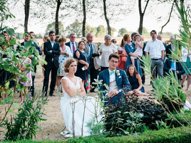 Le mariage de Amélie et Guillaume à Bengy-sur-Craon, Cher 43