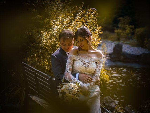 Le mariage de Samuel et Farah à Gondecourt, Nord 9
