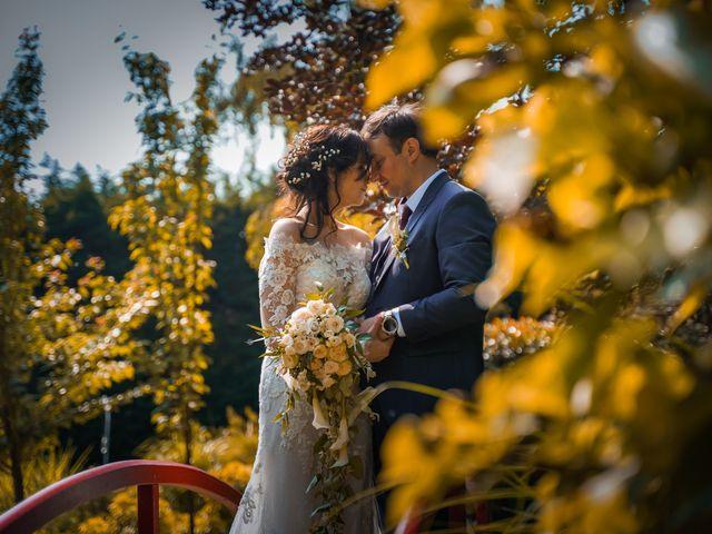 Le mariage de Samuel et Farah à Gondecourt, Nord 11