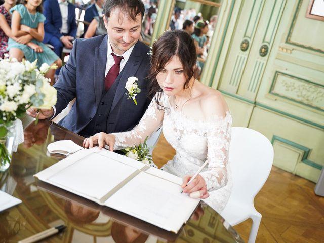 Le mariage de Samuel et Farah à Gondecourt, Nord 20