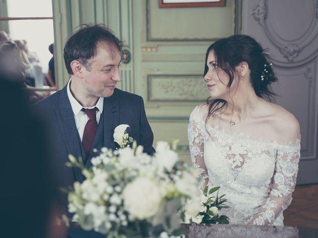 Le mariage de Samuel et Farah à Gondecourt, Nord 21