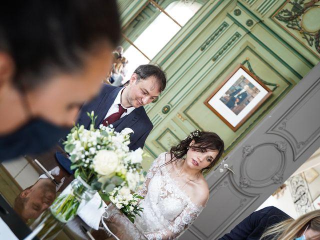 Le mariage de Samuel et Farah à Gondecourt, Nord 22