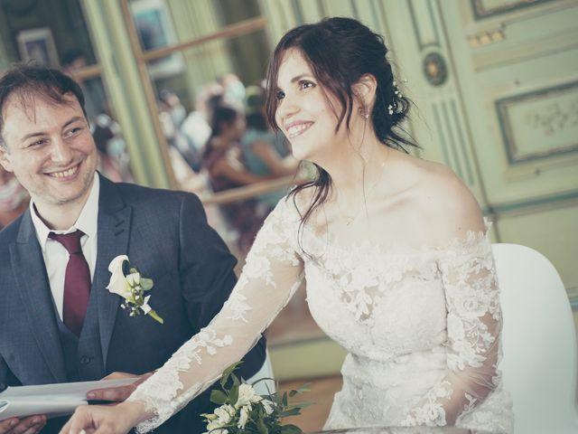 Le mariage de Samuel et Farah à Gondecourt, Nord 23