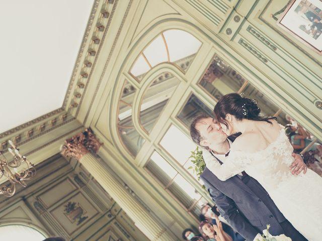 Le mariage de Samuel et Farah à Gondecourt, Nord 25
