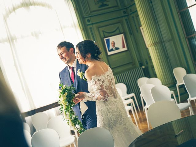 Le mariage de Samuel et Farah à Gondecourt, Nord 27
