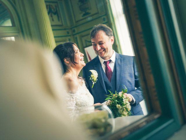 Le mariage de Samuel et Farah à Gondecourt, Nord 28