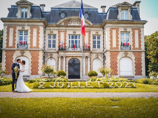 Le mariage de Samuel et Farah à Gondecourt, Nord 33