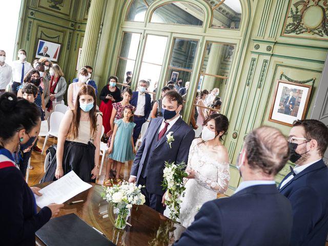 Le mariage de Samuel et Farah à Gondecourt, Nord 59