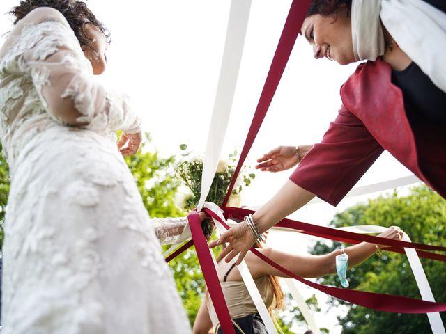 Le mariage de Samuel et Farah à Gondecourt, Nord 89