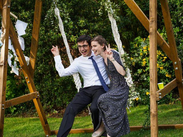 Le mariage de Samuel et Farah à Gondecourt, Nord 90