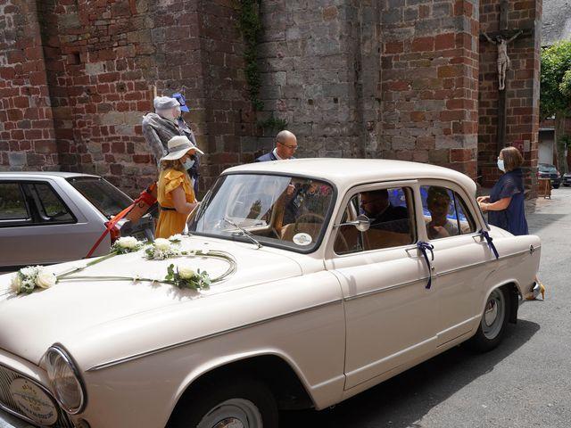 Le mariage de Kévin et Danièle à Meyssac, Corrèze 6