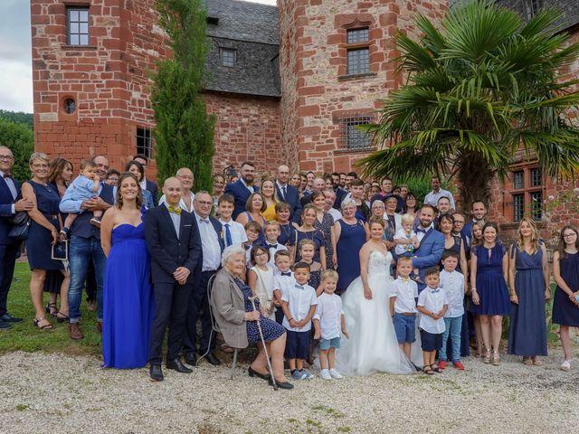 Le mariage de Kévin et Danièle à Meyssac, Corrèze 11