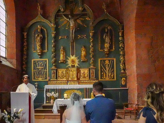 Le mariage de Kévin et Danièle à Meyssac, Corrèze 15