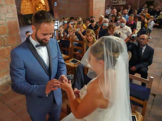 Le mariage de Kévin et Danièle à Meyssac, Corrèze 16
