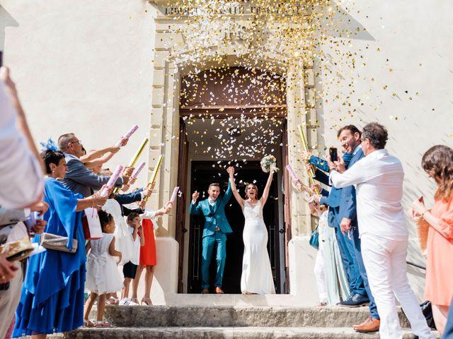 Le mariage de Benjamin et Mélanie à Orgon, Bouches-du-Rhône 14