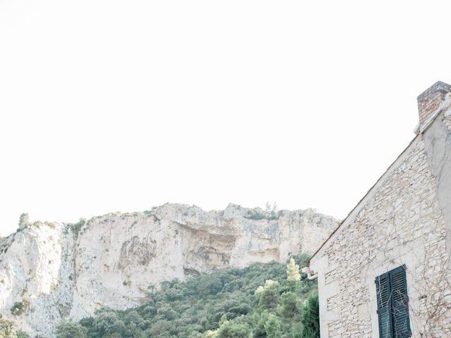 Le mariage de Benjamin et Mélanie à Orgon, Bouches-du-Rhône 15