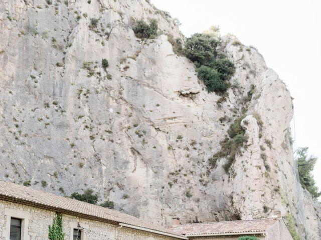 Le mariage de Benjamin et Mélanie à Orgon, Bouches-du-Rhône 17