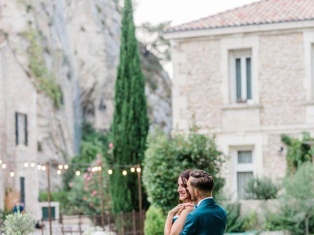 Le mariage de Benjamin et Mélanie à Orgon, Bouches-du-Rhône 21