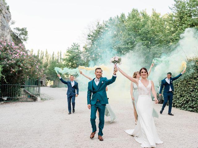Le mariage de Benjamin et Mélanie à Orgon, Bouches-du-Rhône 25