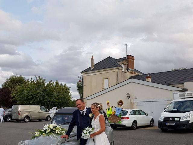 Le mariage de Alexandre et Céline à Chéry, Cher 2