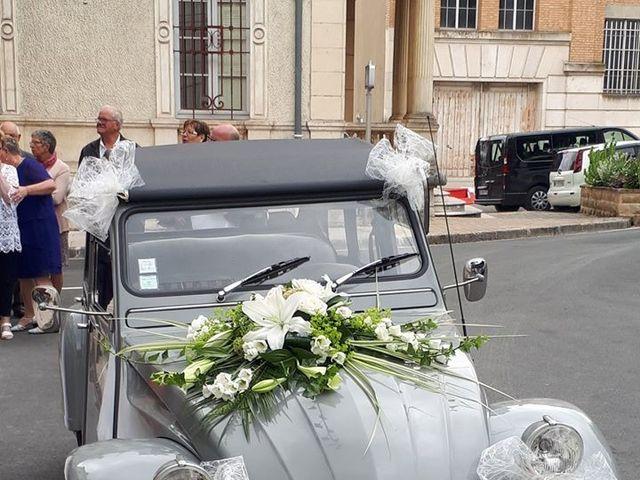 Le mariage de Alexandre et Céline à Chéry, Cher 4