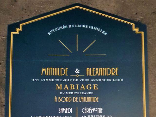 Le mariage de Alexandre et Mathilde à Bandol, Var 16