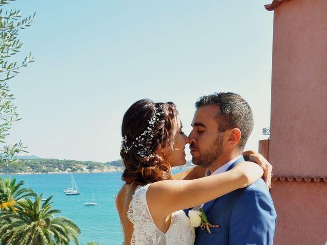 Le mariage de Alexandre et Mathilde à Bandol, Var 1