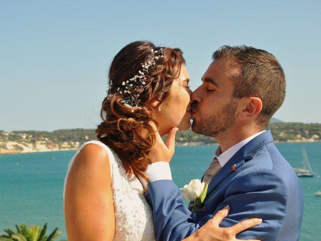 Le mariage de Alexandre et Mathilde à Bandol, Var 29