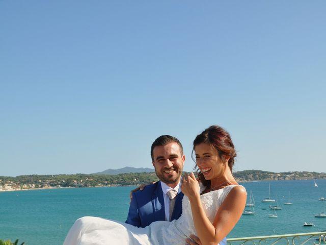 Le mariage de Alexandre et Mathilde à Bandol, Var 33