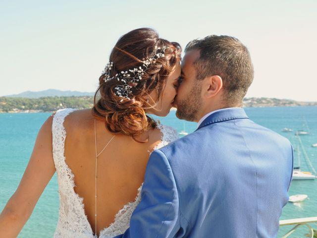 Le mariage de Alexandre et Mathilde à Bandol, Var 34