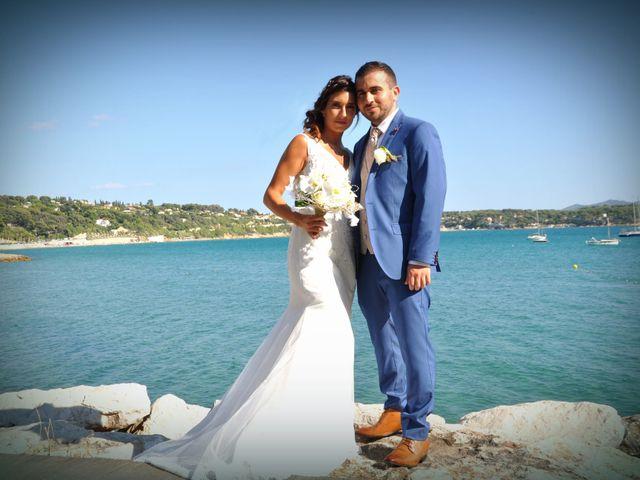 Le mariage de Alexandre et Mathilde à Bandol, Var 35