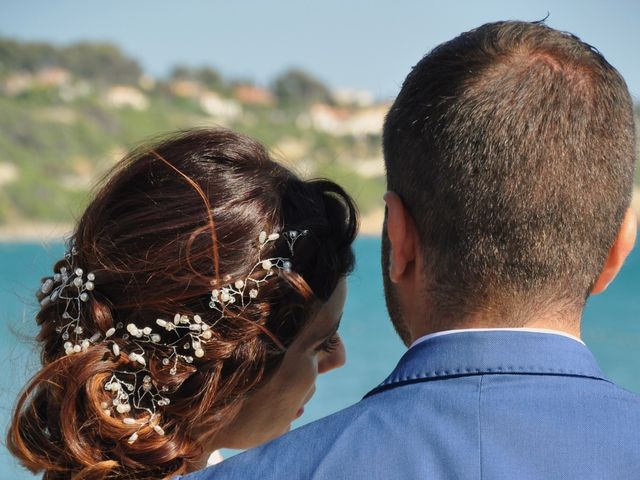 Le mariage de Alexandre et Mathilde à Bandol, Var 38