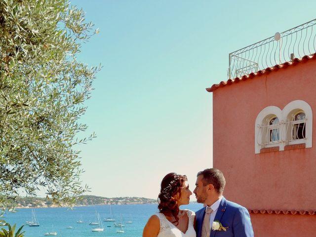 Le mariage de Alexandre et Mathilde à Bandol, Var 39