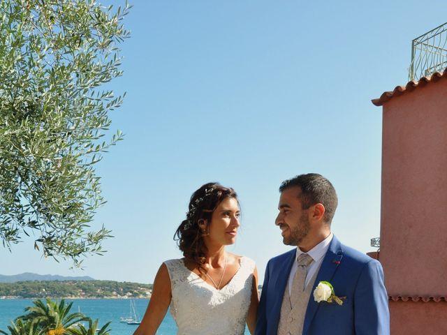 Le mariage de Alexandre et Mathilde à Bandol, Var 40