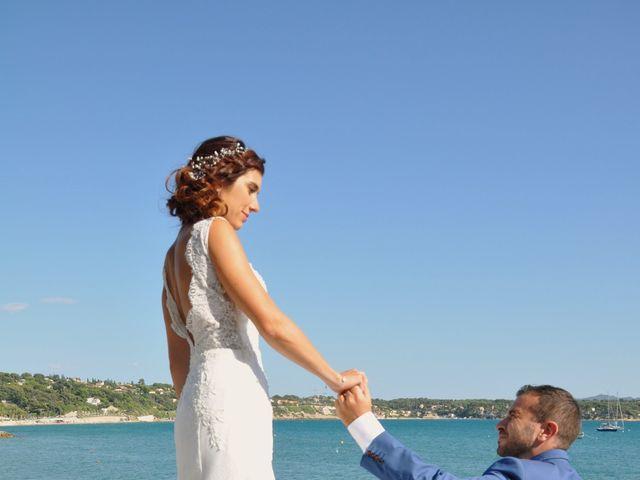 Le mariage de Alexandre et Mathilde à Bandol, Var 43