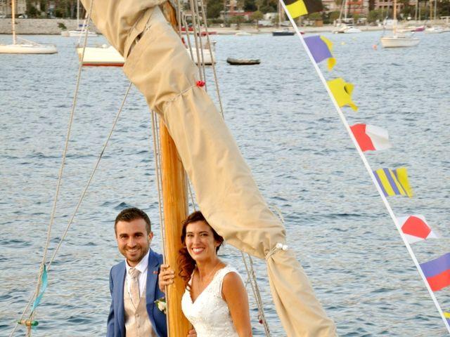 Le mariage de Alexandre et Mathilde à Bandol, Var 50