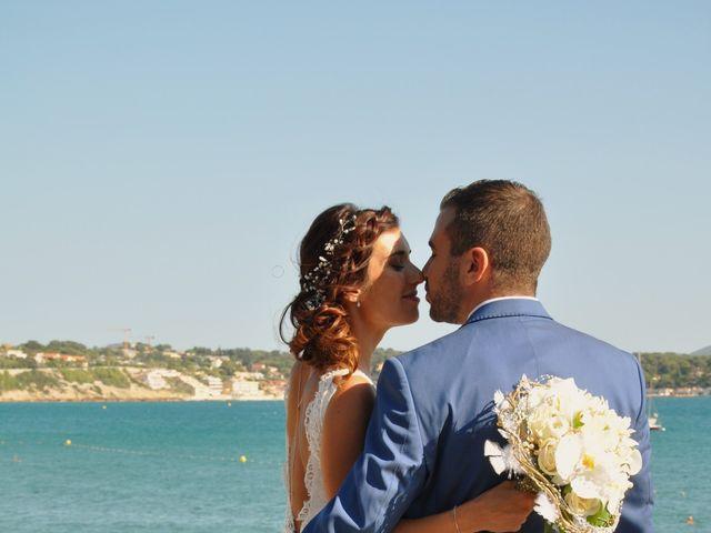 Le mariage de Alexandre et Mathilde à Bandol, Var 54